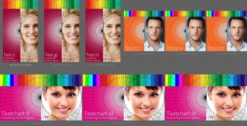 Facebook Bilder im Test: Hochformat, Querformat, quadratisches Bild. Die Abmessungen in Pixel (Breite x Höhe).