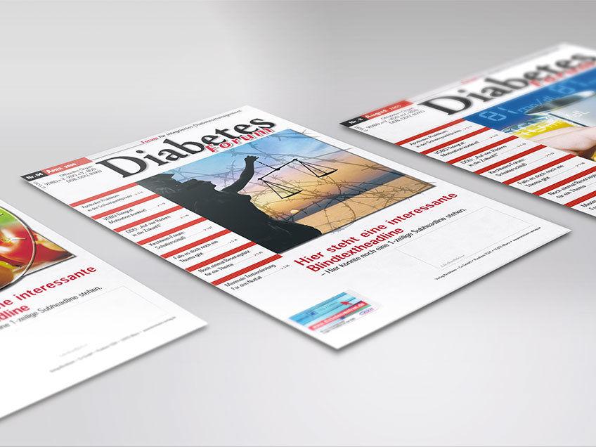 Editorial Design – Cover, Layout, Farbschema & Typografie