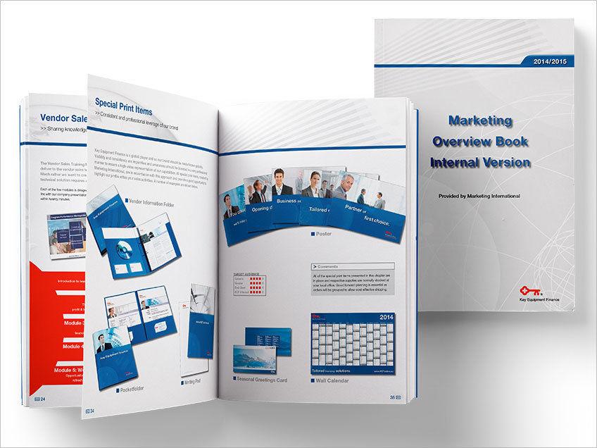 Werbemaßnahmen: Werbemittel, Anzeigen, Präsentationen, Merchandising Artikel ...
