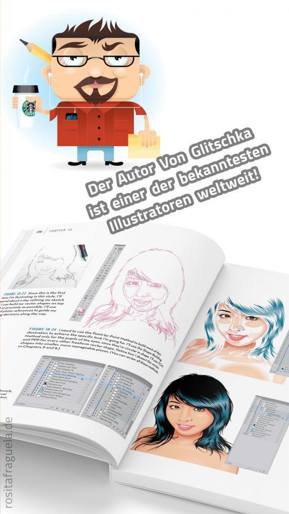 Tipp bzw. Buchtipp für (zukünftige) Adobe Illustrator User – für Marketing Professionals, Designer, Designerinnen, Mediengestalter und andere Kreative bzw. Creator