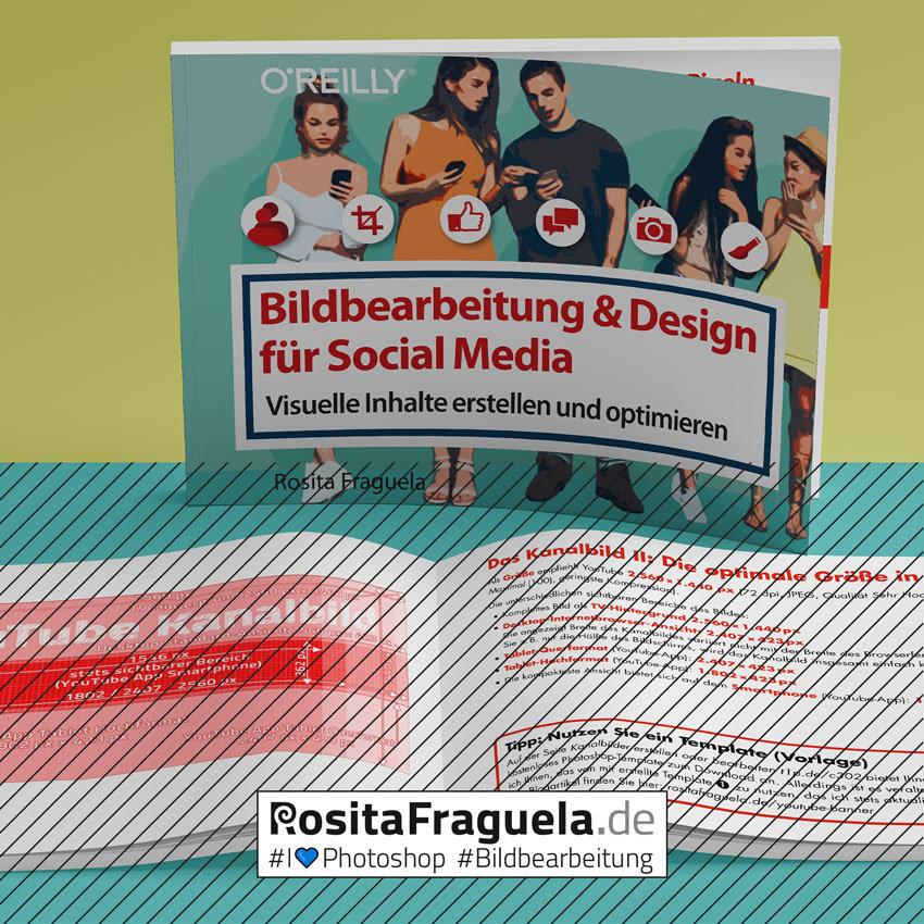 Errata (Fehler) und Aktualisierungen, Buch Bildbearbeitung & Design für Social Media