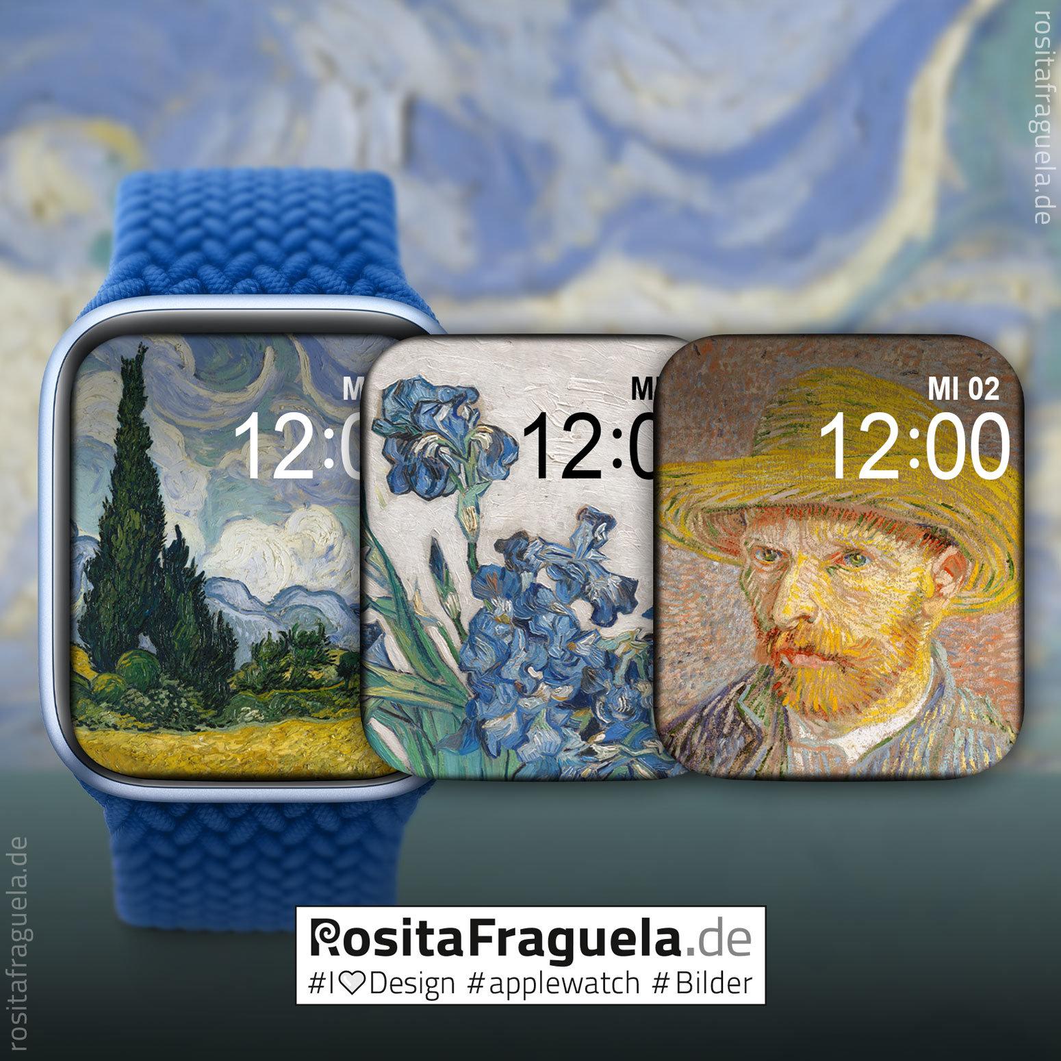 ADVENTSKALENDER – 24 × Design-Motive für Deine Apple Watch