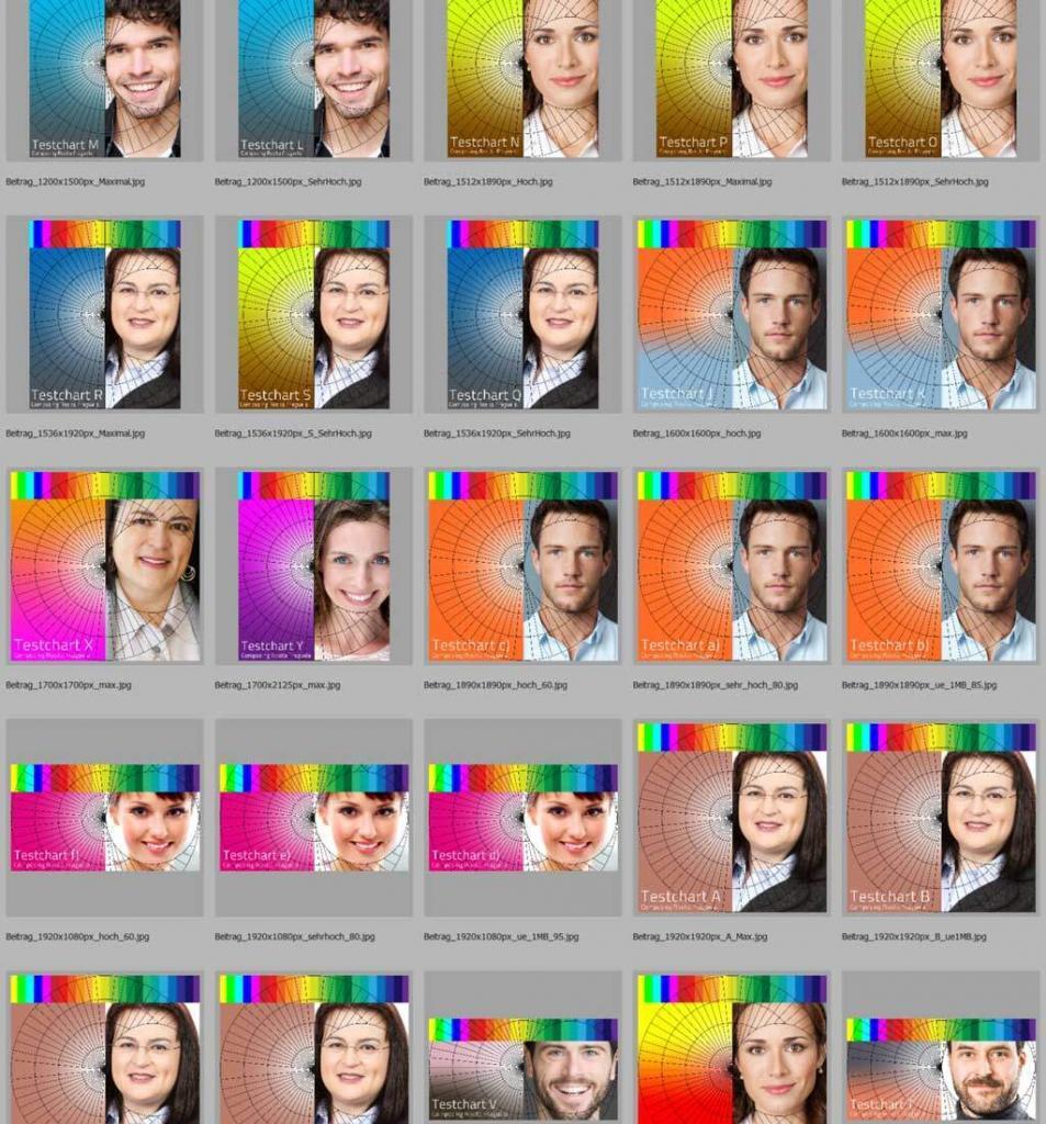 Social Media Bilder testen Weiterbildung für Designer Designerinnen und Marketer bzw. Marketing Professional