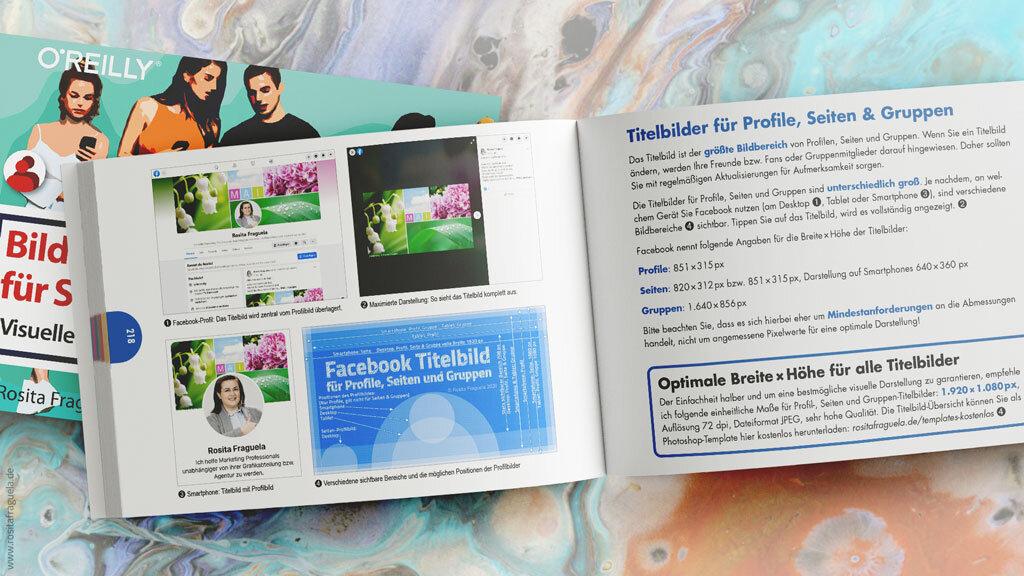 Tipps & Tricks und optimale Bildgrößen für Facebook, Instagram, Pinterst, LinkedIn, Twitter, YouTube und Xing